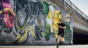Street Art Run: Kunst beim Joggen, Spazierengehen oder Radeln entdecken