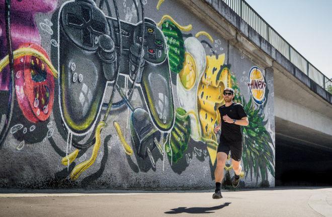 Street Art Run
