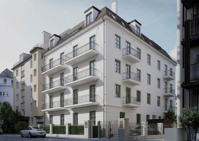 Immobilien Unikate : Das Projekt bietet insgesamt 18 Eigentumswohnungen mit 2 bis 4 Zimmern und ca. 43 bis 142 m² Wohnfläche.