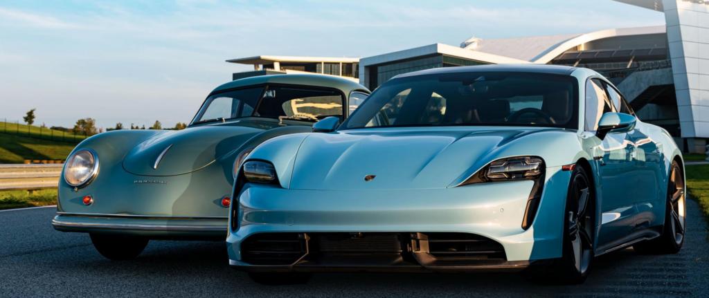 Porsche als Wertanlage: Zwischen diesen Autos liegen ein paar Jahrzehnte