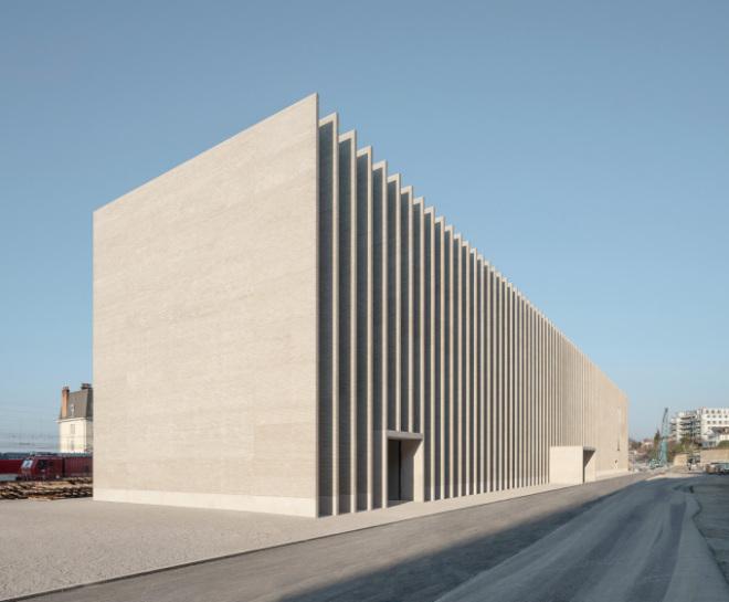 Kantonale Museum für bildende Kunst MCBA mit Bauwerk Parkett Erfahrungen