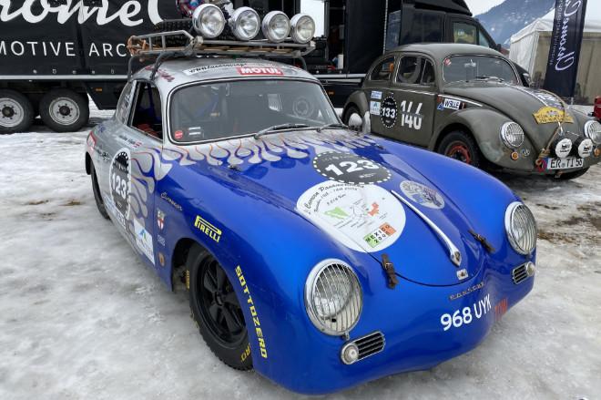 Porsche als fahrbare Wertanlage