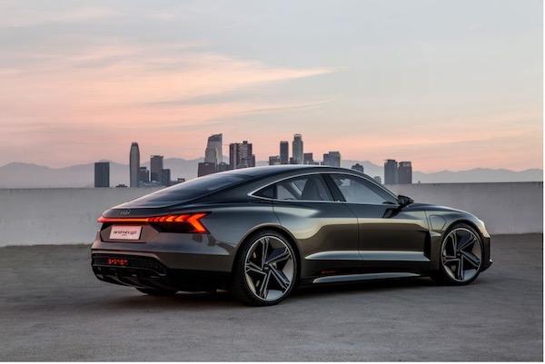 Audi Etron GT - Elektroauto