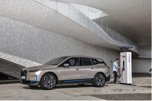 BMW iX - Elektroauto