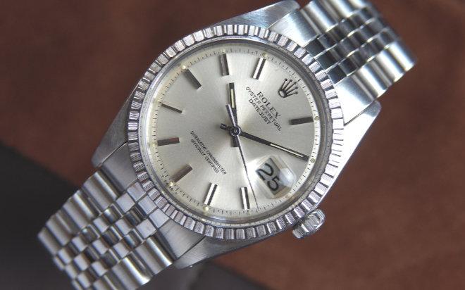 Für Herren empfehlen sichdie Luxusuhren von Rolex