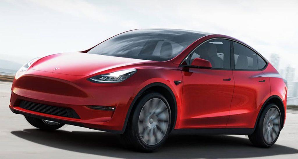 Tesla Model Y - Elektroauto