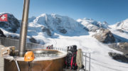 St. Moritz: Jacuzzi auf Berggipfel, Club 8848 und zukunftsweisendes Gletscherrettungsprojekt