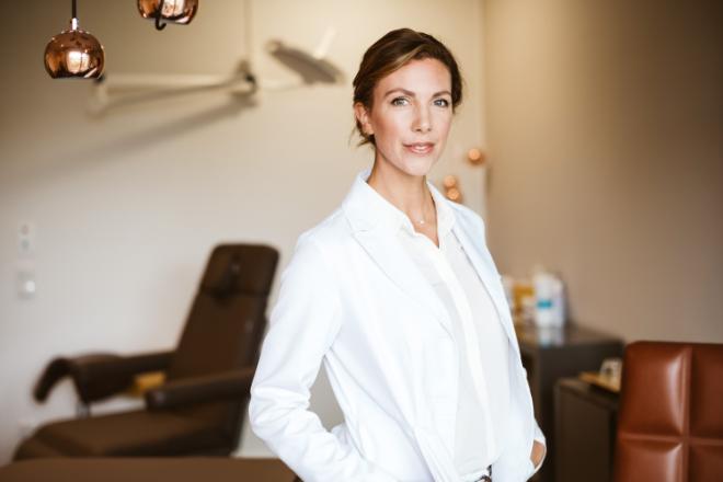 Dr. med. Verena Buchinger-Kähler gibt Fastenzeit Tipps. Fotocredit: Patrick Ludolph/ BUCHINGER Klinik