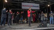 GemeinsamZukunft: Die etwas andere Protestaktion gegen den Lockdown
