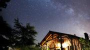 Wohnungstrend: LED Sternenhimmel