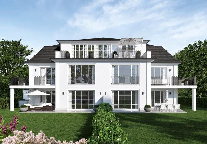 Luxusimmobilie in Alt-Bogenhausen in München