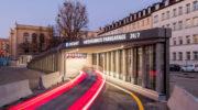 Parken unter dem Altstadtring: Deutschlands modernstes Parkhaus ist eröffnet