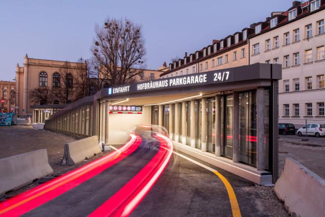 Parkgarage Altstadtring