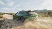Porsche Taycan Cross Turismo Welt-Premiere @ Messe München