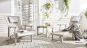 Wolfgang Joop designt jetzt Gartenmöbel