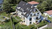 Wohnen mit Alpenblick: Penthouse im Münchner Nord-Westen