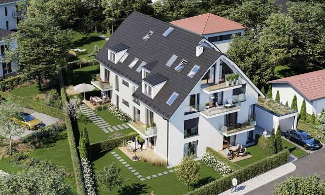 Immobilienpreise München pendeln sich derzeit zwischen 8000 und 10.000 € ein.