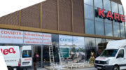 Corona Schnelltest im Möbelhaus: KARE bietet Service in zwei Filialen