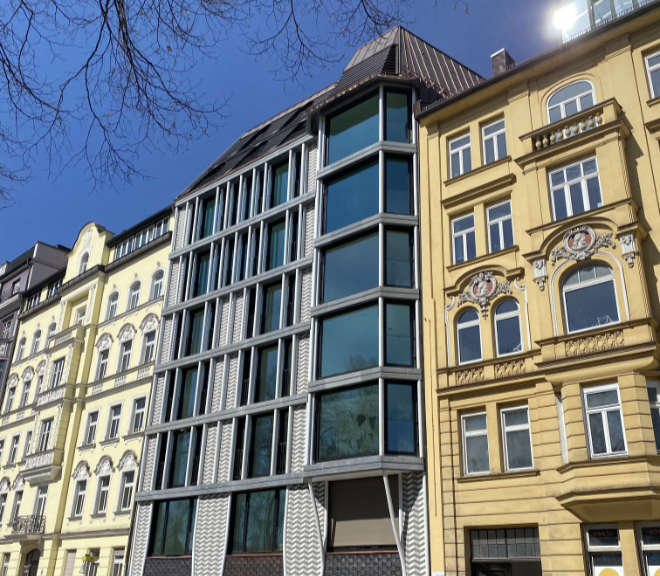 Euroboden präsentiert Münchens neues Stadthaus in der Erhardtstraße, Gärtnerplatzviertel
