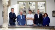Teamarbeit für Münchens neuen Gourmet-Hotspot 'Schreiberei'