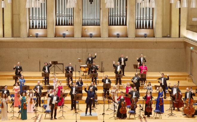 Konzerte München finden oft im Herkulessaal statt. Stammhaus der Münchner Residenz ist Stammplatz des Kammerorchesters dacapo.