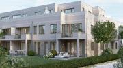 Quartier mit Stadtvillen-Architektur: Eigentumswohnungen mit Zeitgeist