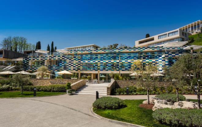neues Hotel am Gardasee