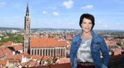 Drehort Landshut: Janina Hartwig zeigt ihre Lieblingsplätze