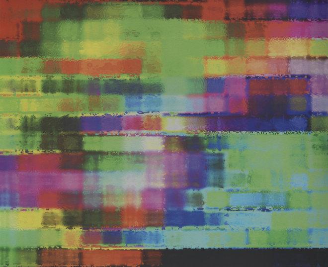 Weltpremiere im Kunstmarkt: Kunst mit KI auf den Spuren von Wassily KandindskyKunstwerk von Prof. Dr. Wolfgang M. Heckl, Phantom of the Opera, Alu-Dibond, 2021 120 x 100 cm Schätzpreis: 8.000 bis 12.000 €