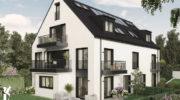 Wohnungssuche nach Straßennamen: Die Eichhornstraße im Blumenviertel