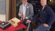 Fine Dining mit Picknick Bikes: Ralf Schumacher unterstützt Münchner Gastronom
