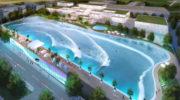 Surftown MUC mit Work-Life-Quartier Hybrid One entsteht in München