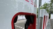 Tesla Supercharger Opening im OEZ ohne viel Tamtam