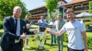 Fußballfieber am Tegernsee: Im Spa & Resort Bachmair Weissach treffen Fußball-Stars auf Showbiz
