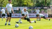 Fußballfieber am Tegernsee: Fußball-Stars trafen auf Showbiz