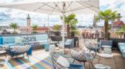 Sommer, Sonne und Münchens schönste Dachterrassen