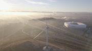Münchens zweites Windrad bricht Rekorde