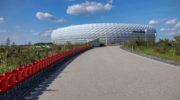 UEFA Euro 2021 in der Fußball Arena München
