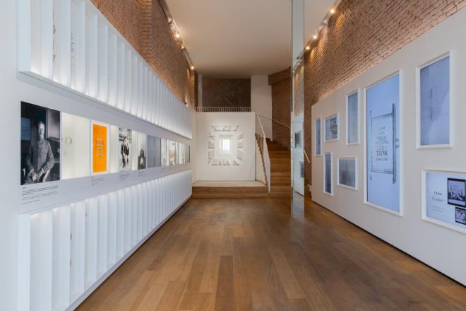 Die Ausstellung ist direkt im Cartier Store in der Brienner Straße 7 in München.