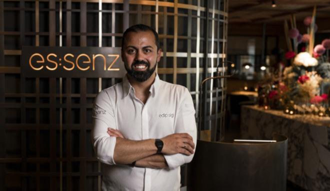 Executive Chef Edip Sigl
