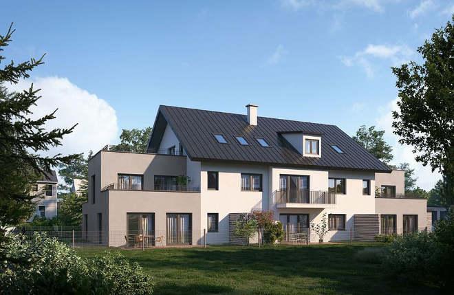 Immobilienkauf - Wohnungspreise beginnen bei ca. 529.000 bis knapp über eine Million. Fotocredit: neubaukompass.de