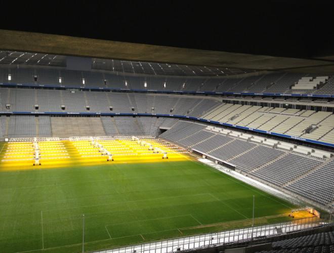 Fußball in der Allianz Arena