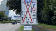 Blue Lane Road in München: Deutschlands erste Umweltspur