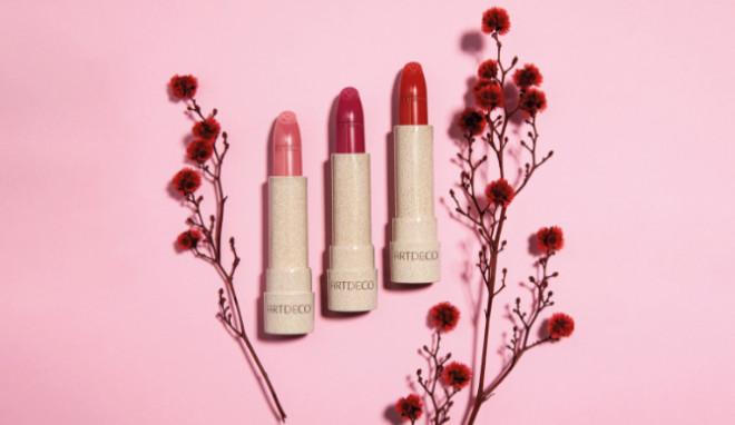 ARTDECO Green Couture: Natural Cream Lipstick
