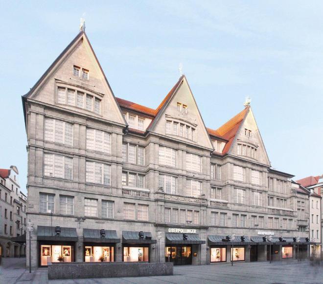 The KaDeWe-Group schafft mit dem Oberpollinger inspirierende Einkaufswelten. © Oberpollinger / The KaDeWe Group