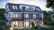 Luxuriöse Stadtvilla für sechs Eigentümer