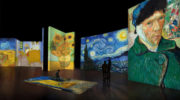 Utopia wird zur van Gogh Multi-Media-Galerie