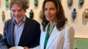 'Green Beetle': Michael Käfer eröffnet sein erstes vegetarisches Restaurant