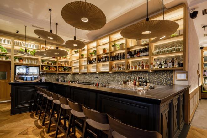 Die Bar wurde vom früheren Mammasitos übernommen und aufgefresht!