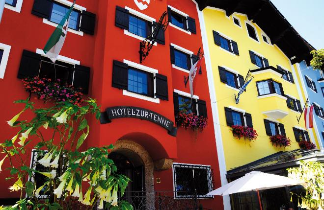 Der Wechsel des Eigentümers vom Hotel Zur Tenne wird am 30. November 2021 vollzogen.